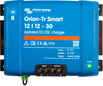 Orion-Tr Smart DC-DC Muuntaja Eristetty