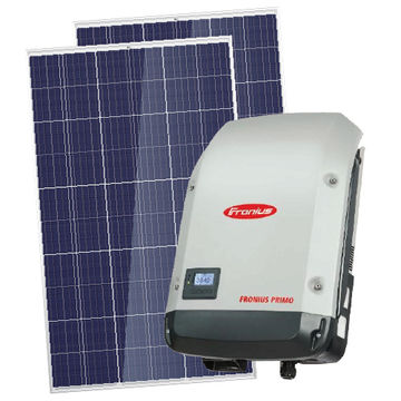 Aurinkovoimala Fronius 9,69 kW on grid 3-vaihe